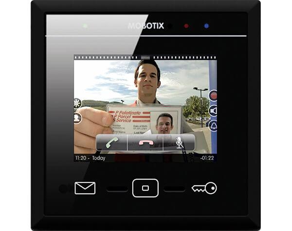 seguridad con videoportero en hogar