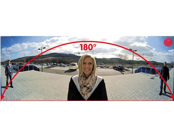 videoportero 180 grados